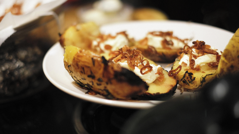 Baked Potatoes (1)
