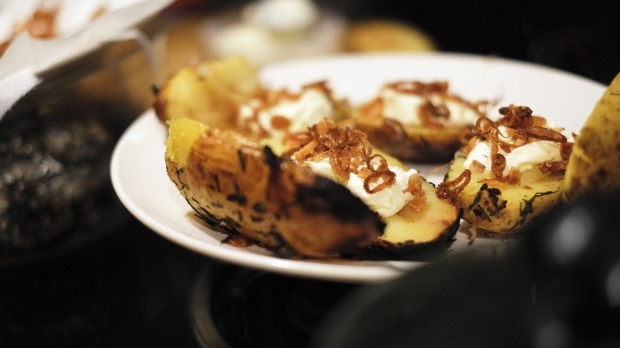 Baked Potatoes (1)